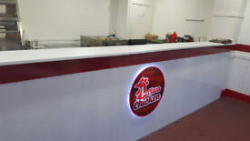 1ST CLASS CHICKEN FAMOUS BRAND TAKEAWAY OF SUTTON-IN-ASHFIELD FOR SALE COMES WITH 3 BEDROOM LEASE