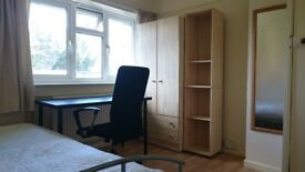 Short Let- Large Double Room Next to Uni and QMC Available Now till Sept 2018