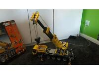 lego technic crane 42009 mk2