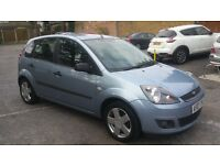 1.2FORD FIESTA 2007 PETROL MANUAL 48000 MILE MOT 24/07/16 HISTORY 12 MONTH AA COVER 3 MONTH WARRANTY