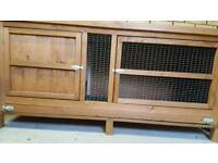 4ft Guinea/Rabbit Hutch