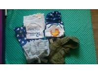 Boys bundle 0-6 months