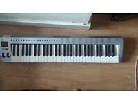 Midi Keyboard - Evolution MK-361
