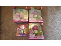 Squinkies bundle brand new and boxed