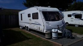 5 Berth Caravan For Sale £5900 ovno