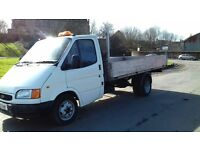 transit lwb dropside not tipper