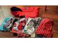 Boy's clothes