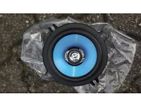 2x car speakers kenwood kfc 1368s