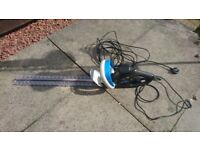 Macalister corded hedge trimmer