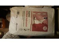 Plasterboard Adhesive Bags Dot and Dab British Gypsum
