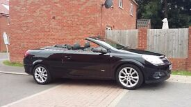 2008 Astra TwinTop Convertible 1.8 Design Low Mileage