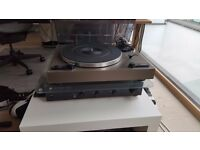 Microseiki Turntable and Cambridge Audio Preamp