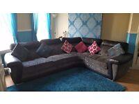 Corner couch