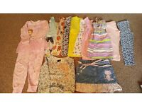 Girls clothes bundle 31 items ~ age 4-6 years