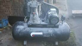 SIP 06585 Airmate Air Compressor 7.5 270 litre 3 phase