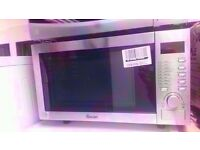 Swan Silver Brand New Microwave oven £59