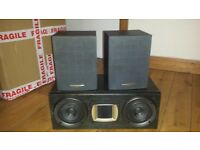 KENWOOD Speakers 100W 6omhs