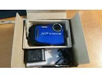 Fujifilm underwater digital camera