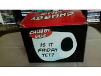 CHUBBY MUG .