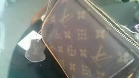 Louis vuittion. Bag + mobile ecssesorie