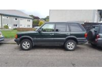 1998 Ranger Rover 2.5 DSE Automatic