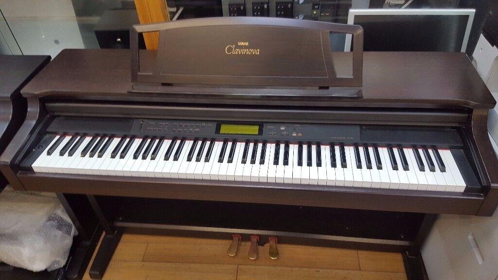 Yamaha clavinova clp 611 digital piano comes with new for Yamaha clavinova clp 350