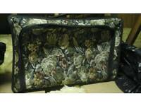 Pair tapestry suitcases M&s 28inch
