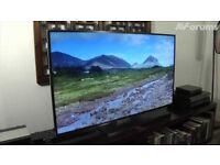 "Samsung UE55F9000 55"" 4K Ultra HD 3D LED TV with Freeview HD/Freesat HD Samsung Smart Evolution Kit"