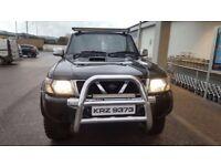 2002 Nissan Patrol 3.0 Di SVE Leather Alloys Towbar Lift kit 5speed manual AWD 4WD Land Pajero Isuzu