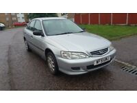 2002 HONDA ACCORD 1.8 MANUAL SILVER BREAKING ENGINE GEARBOX BODY PARTS LIGHT