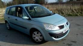 2008 Renault Grand Scenic 1.6 Freeway 7 VVTi 7 Seater