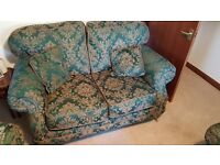 Sofa and arm chairs for sale