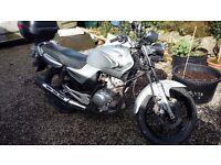 Yamaha Ybr 125cc motor bike