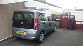 A front seat wheelchair access vehicle, six months MOT and tax outstanding