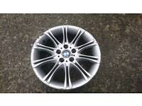 Bmw mv2 alloy wheel