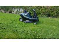 Hayter ride on lawnmower ( end of season bargain )