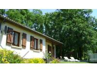 France,holiday gite with Pool,games room & bikes.