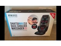 Homedics Shiatsu back and shoulder massager