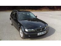 BMW 320D Tourer/Estate, Excellent Condition, Well looked after, low mileage by BMW standards