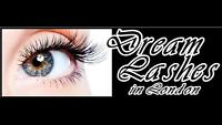Dream Lashes In London!