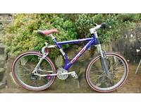 GT LTS 3000DS Retro Mountain Bike