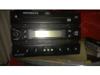 FORD CAR CD PLAYER with code MODEL :- 4500 RDS E-O-N