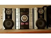 Sony triple cd player