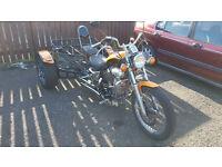Yamaha Virago 535 Trike For Sale