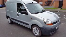 2005 RENAULT KANGOO 1.5 DCI - NEW MOT,LOW MILEAGE,ONE OWNERS,EXCELLENT CONDITION