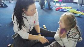 volunteer creche workers needed Immediate start