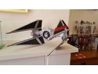 star wars Tie Interceptor Elite Special Edition RARE