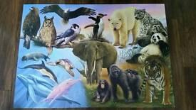 Endangered Species Jigsaw.