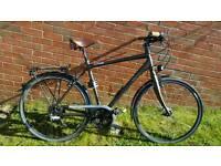 Raleigh Devon 27 touring mens bike