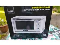 Gordon Ramsey Professional convection oven with grill